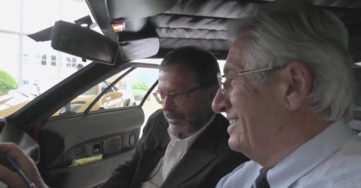Giorgetto Giugiaro BMW M1 5