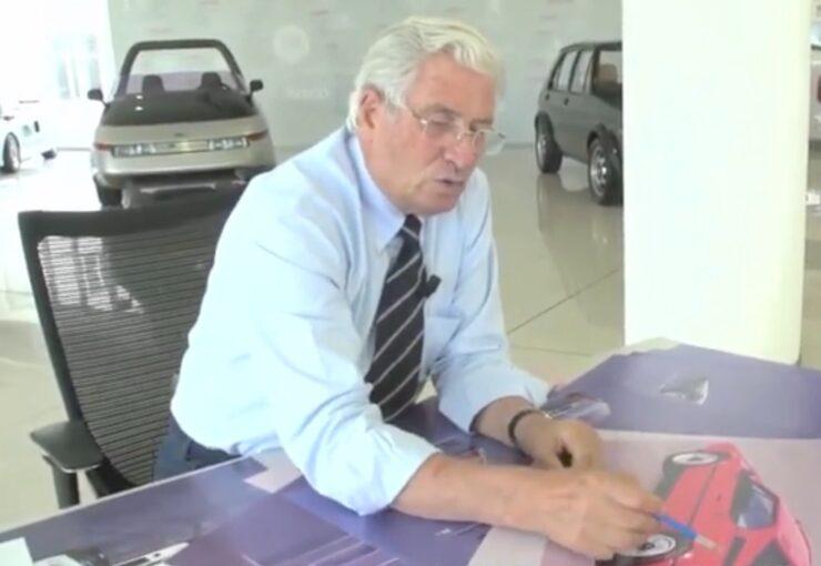 Giorgetto Giugiaro BMW M1