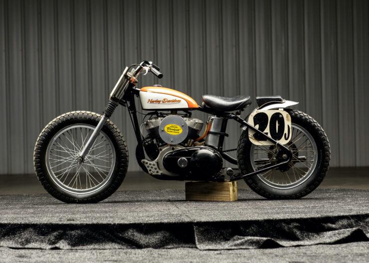 Harley-Davidson KR 1