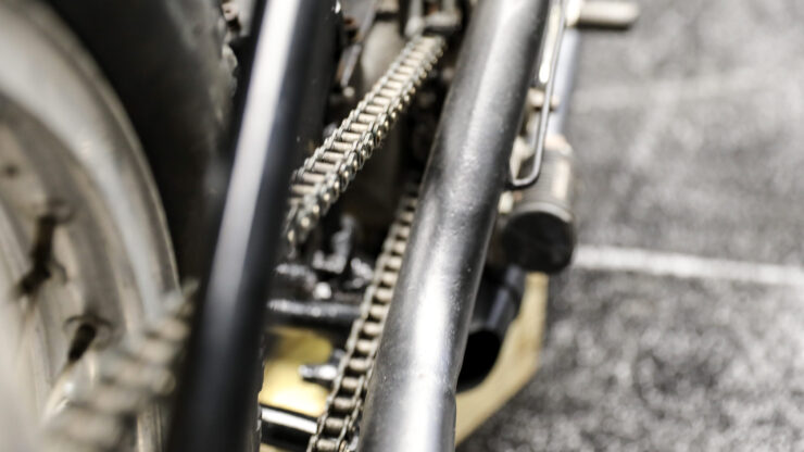 Harley-Davidson KR 17