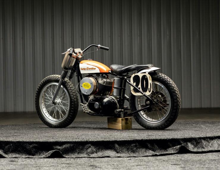 Harley-Davidson KR 3