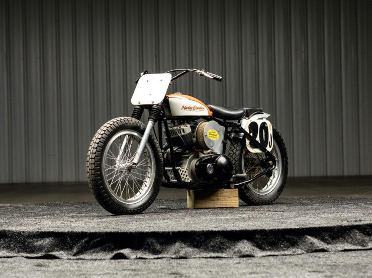 Harley-Davidson KR 8