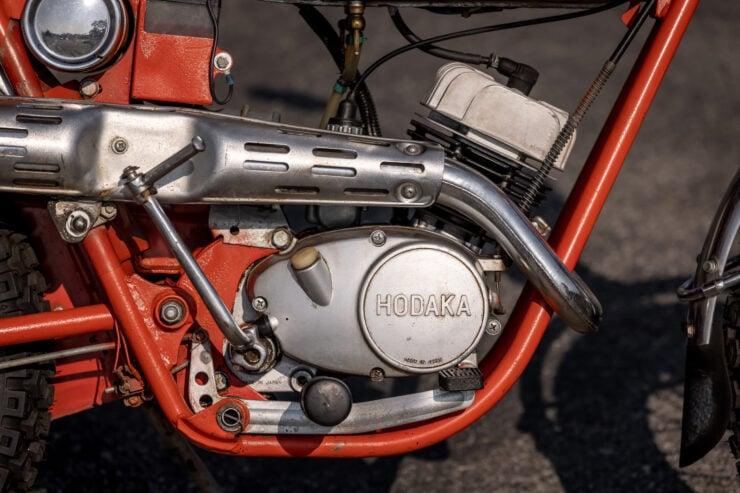 Hodaka Ace 100 11