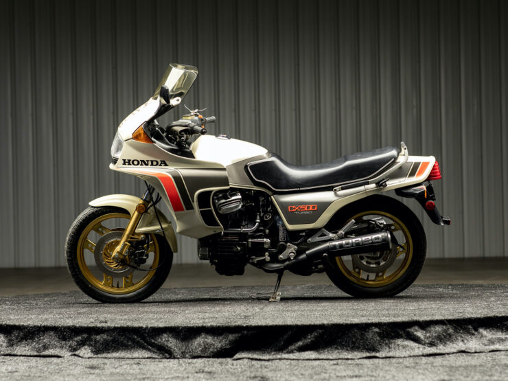 Honda CX500TC 1