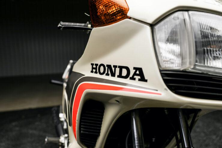 Honda CX500TC 11