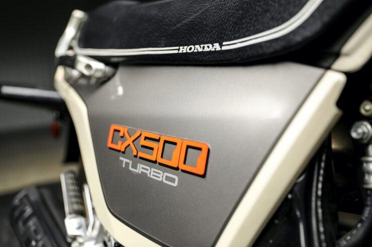Honda CX500TC 13