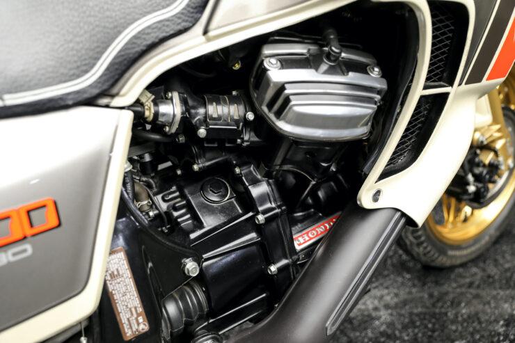 Honda CX500TC 14