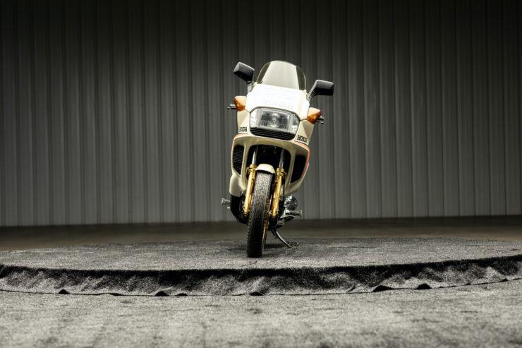 Honda CX500TC 3