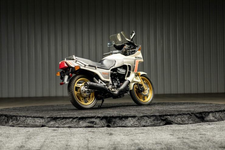 Honda CX500TC 6