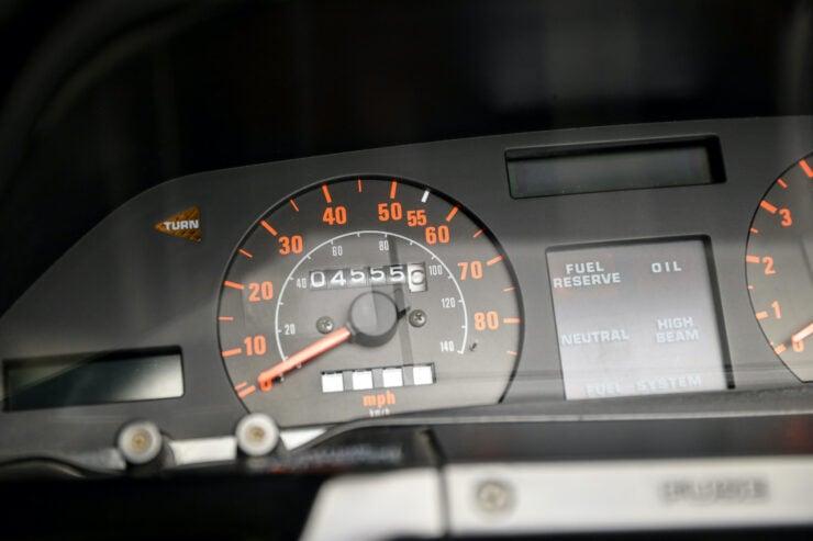 Honda CX500TC 9