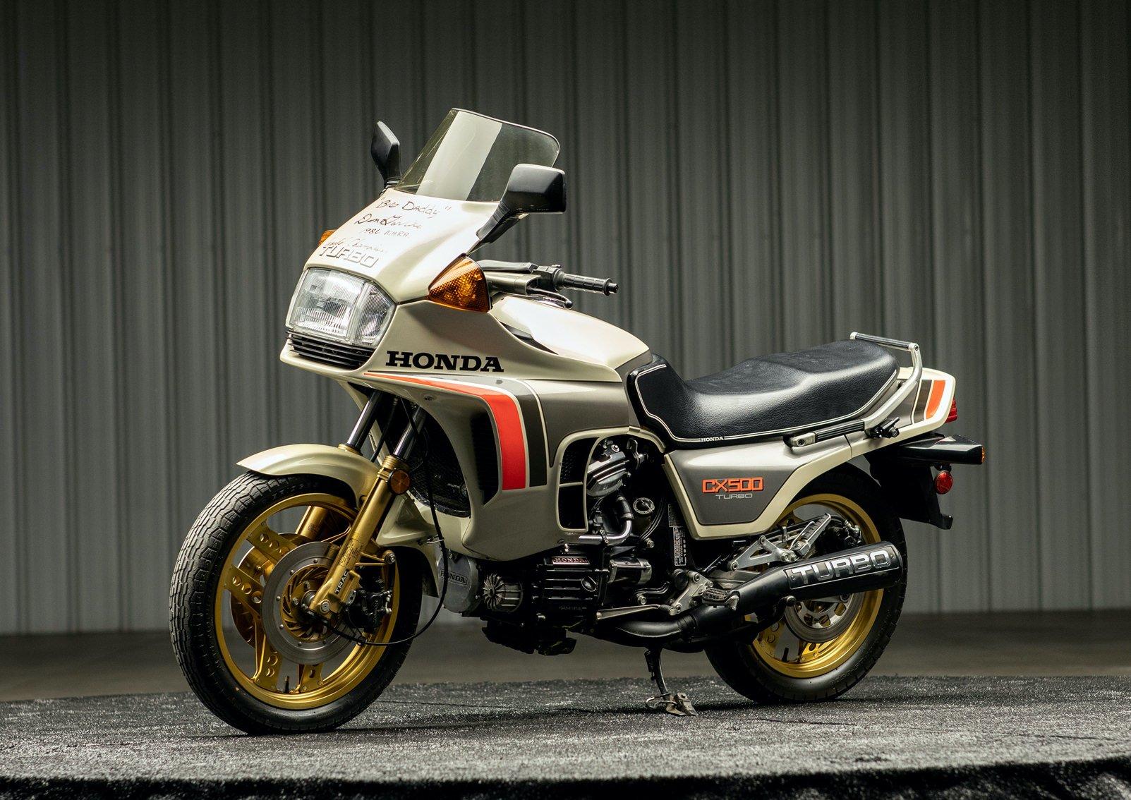 Honda CX500TC
