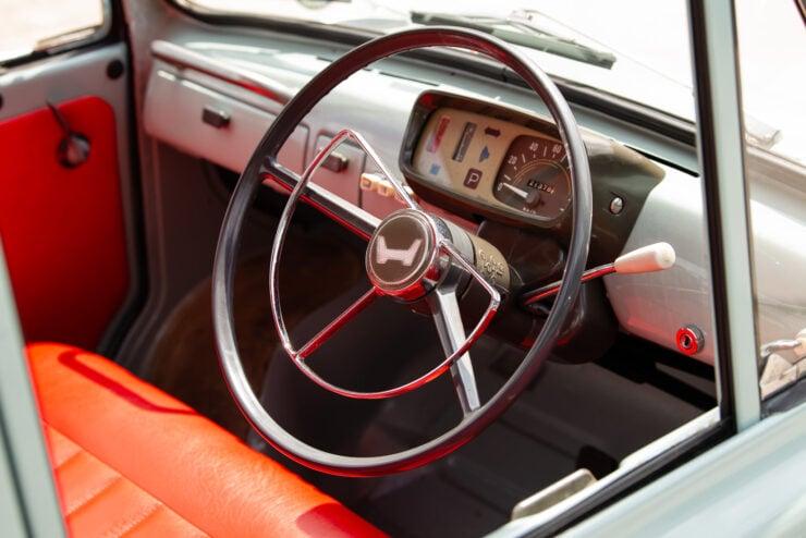 Honda T500 15