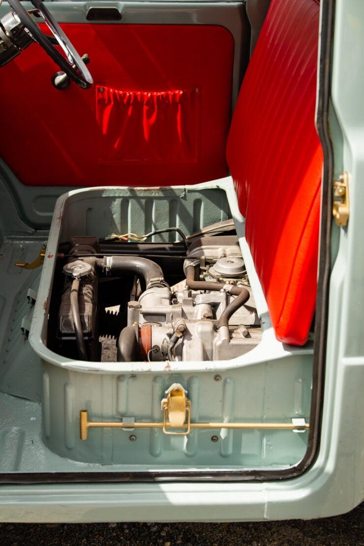 Honda T500 20
