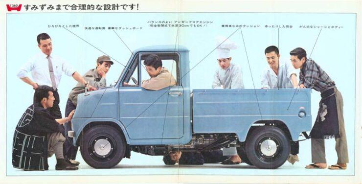 Honda T500 3