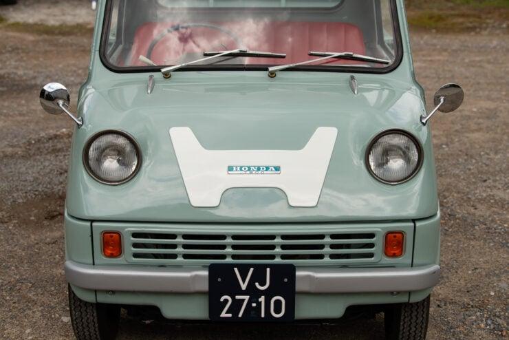 Honda T500 6