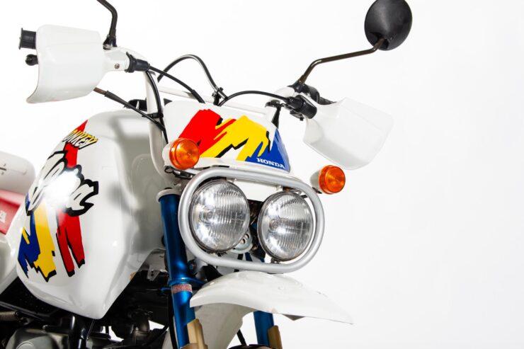 Honda Z50J Monkey Baja Africa 2
