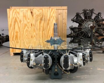 Jacobs Radial Engine Coffee Table 5