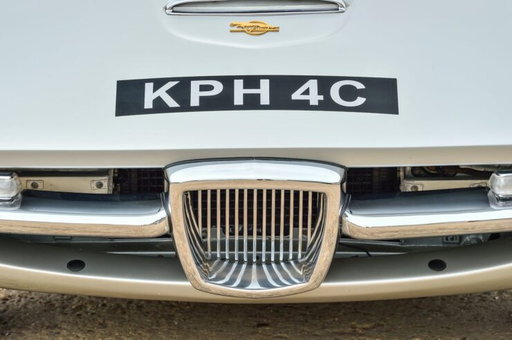Jaguar E-Type By Frua And Italsuisse 10