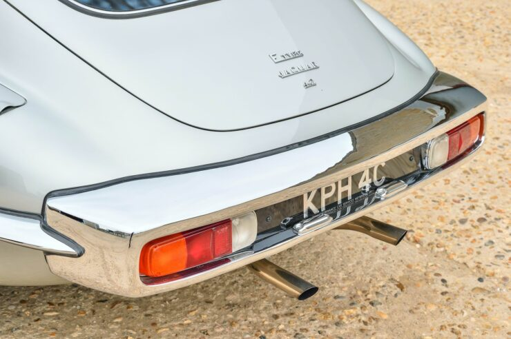Jaguar E-Type By Frua And Italsuisse 11