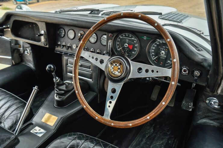 Jaguar E-Type By Frua And Italsuisse 12