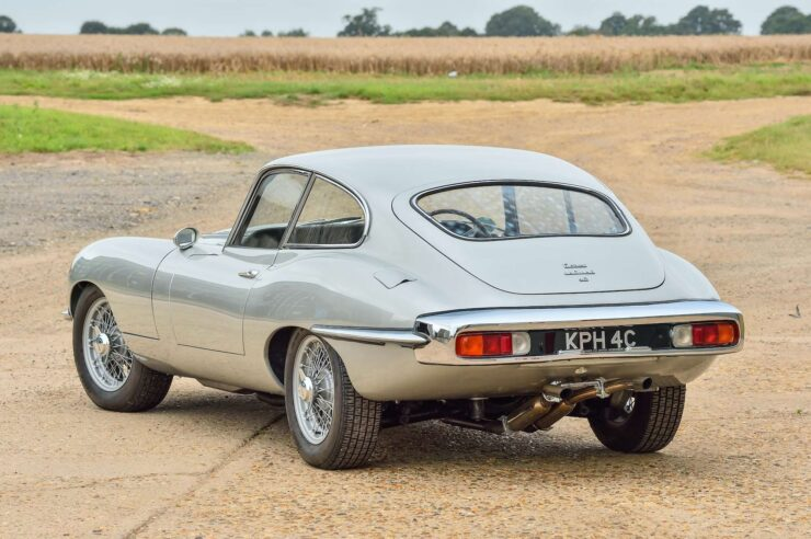 Jaguar E-Type By Frua And Italsuisse 2