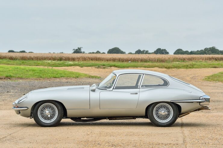 Jaguar E-Type By Frua And Italsuisse 3