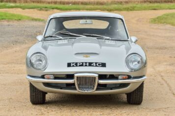 Jaguar E-Type By Frua And Italsuisse 5