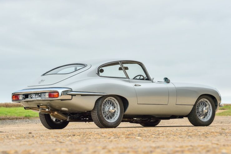 Jaguar E-Type By Frua And Italsuisse 6
