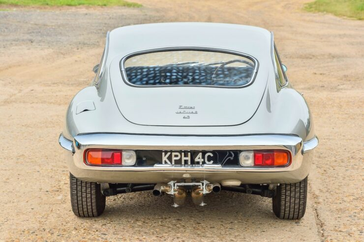 Jaguar E-Type By Frua And Italsuisse 7