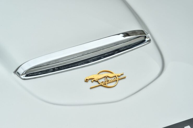Jaguar E-Type By Frua And Italsuisse 9
