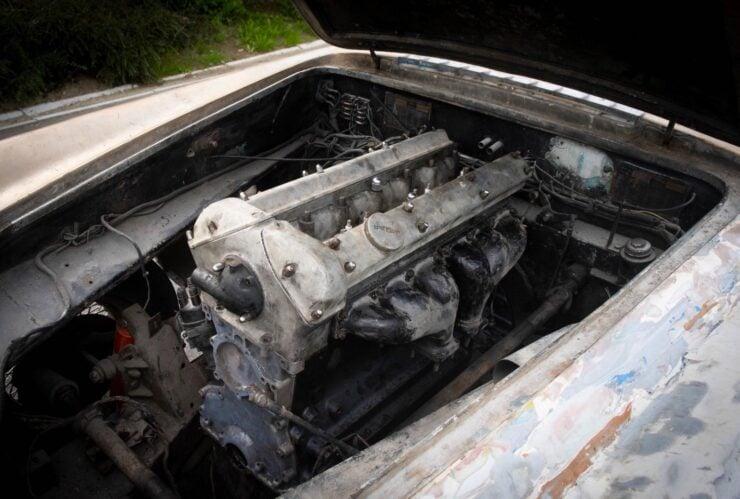Jaguar XK140 By Ghia 11