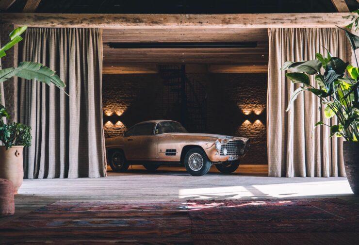 Jaguar XK140 By Ghia 17