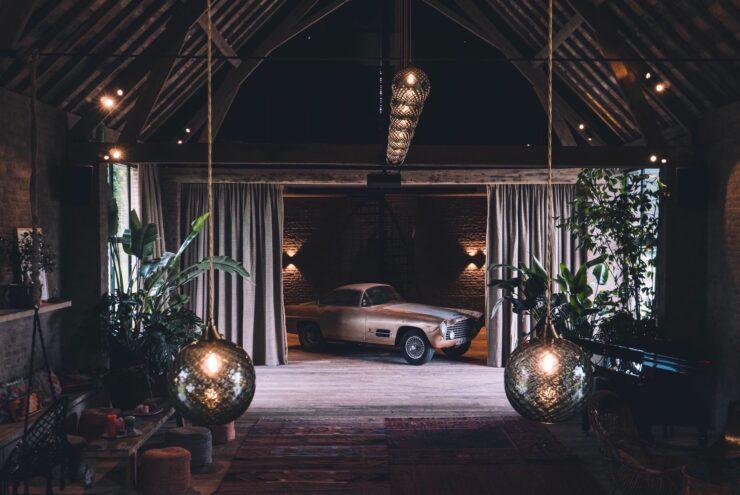 Jaguar XK140 By Ghia 18