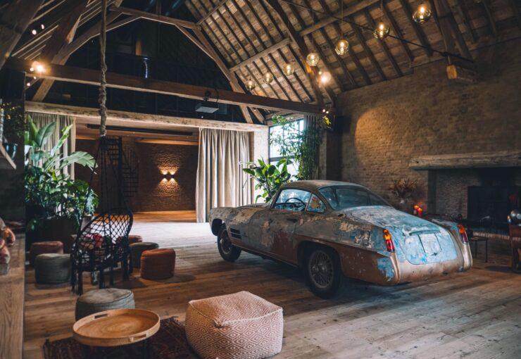 Jaguar XK140 By Ghia 19