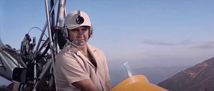 James Bond Gyrocopter 1