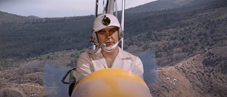 James Bond Gyrocopter 2