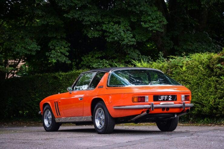 Jensen FF Car 1