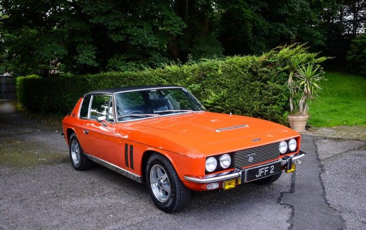Jensen FF Car 3