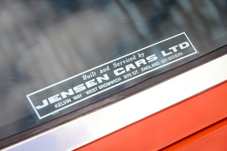 Jensen FF Car 7