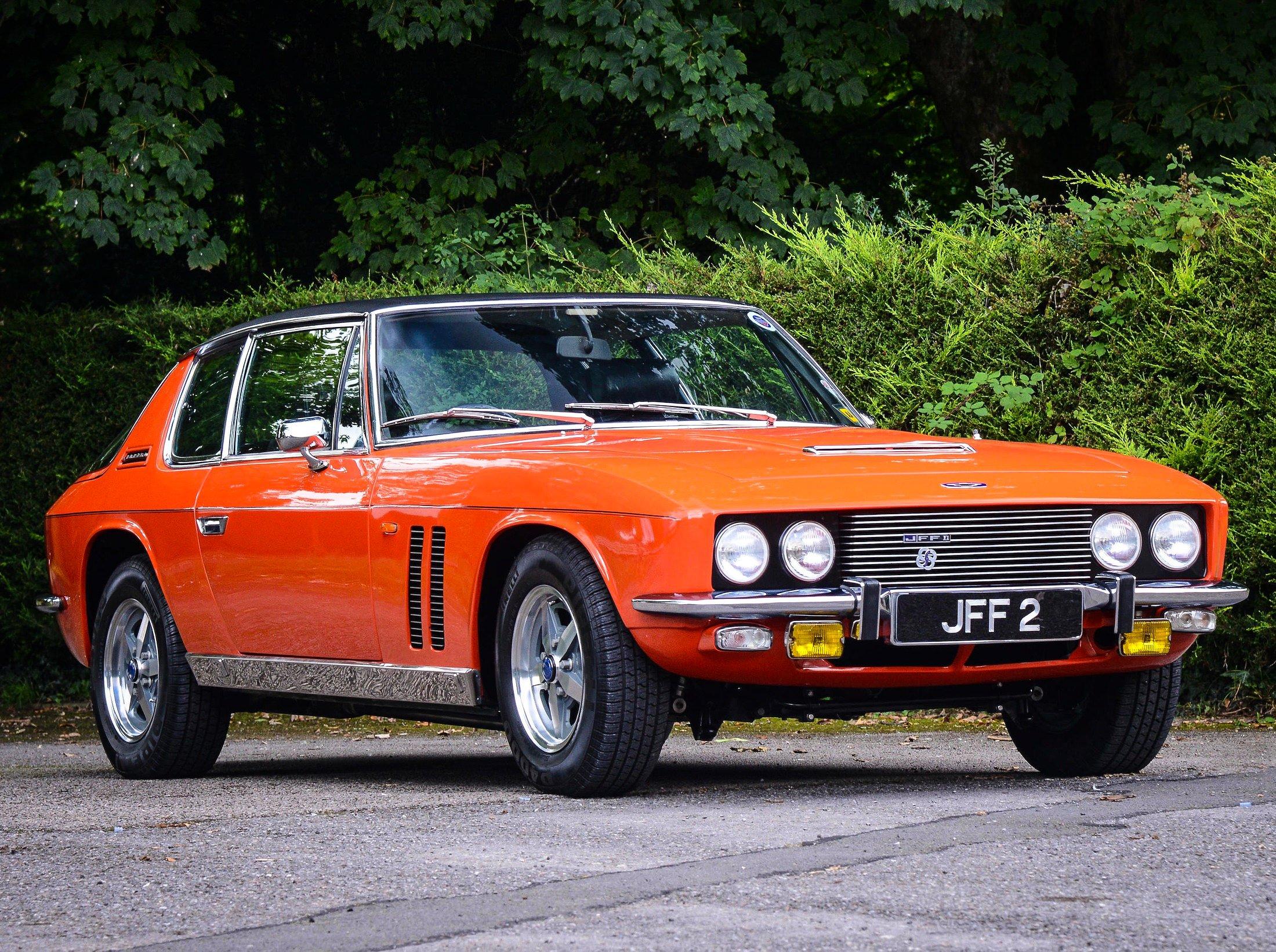 Jensen FF Car