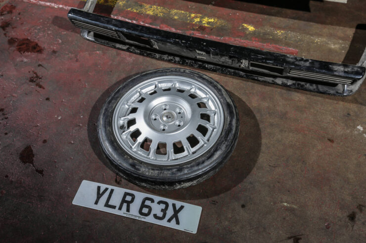 Lamborghini Countach 5000S Restoration 13