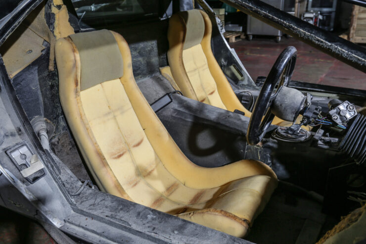 Lamborghini Countach 5000S Restoration 15