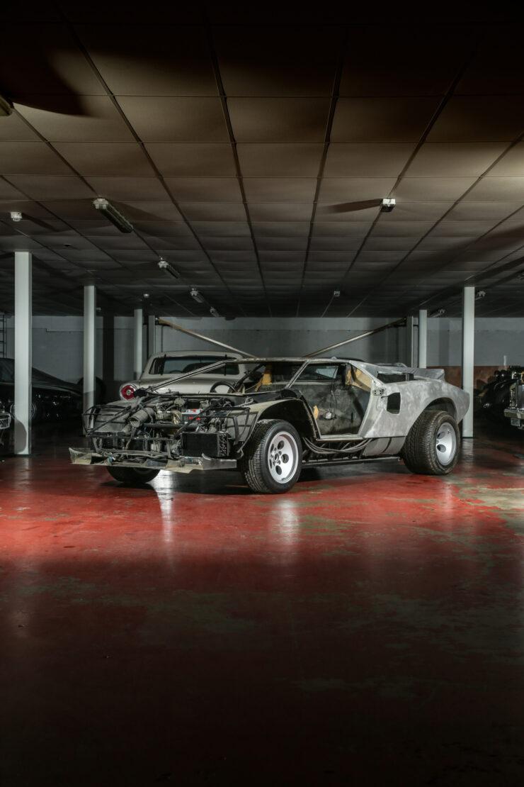 Lamborghini Countach 5000S Restoration 6