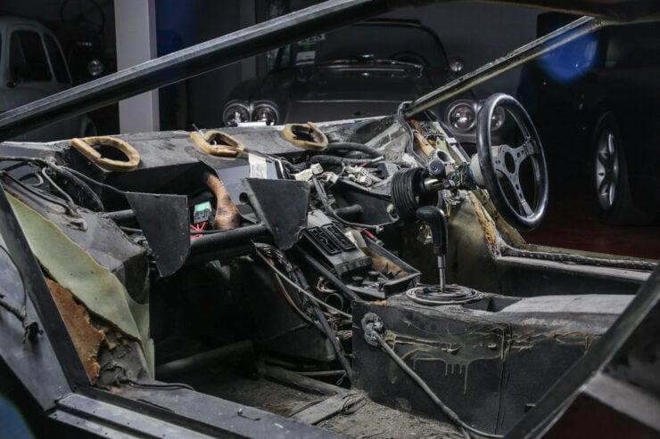 Lamborghini Countach 5000S Restoration 7