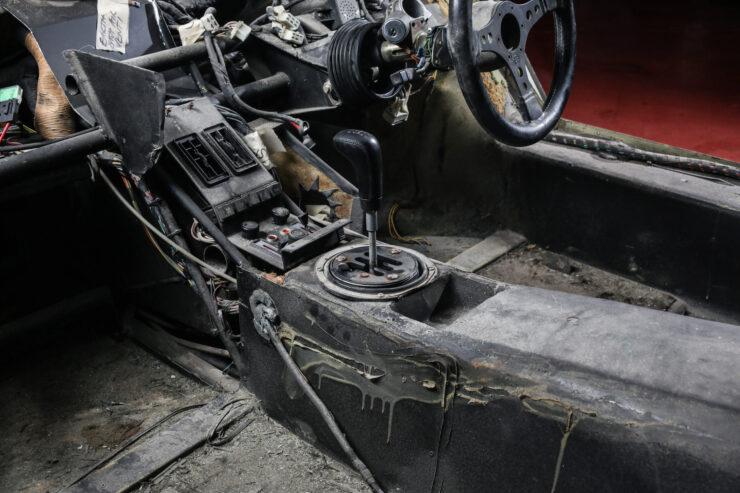 Lamborghini Countach 5000S Restoration 8