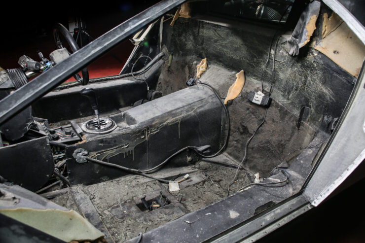 Lamborghini Countach 5000S Restoration 9