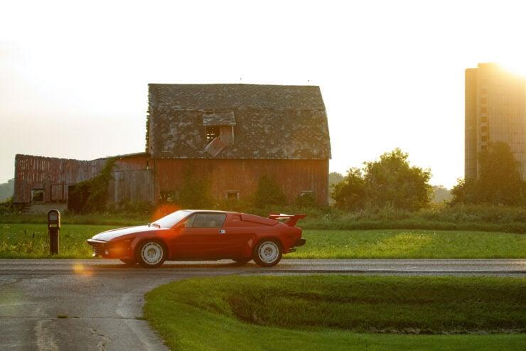 Lamborghini Jalpa 4