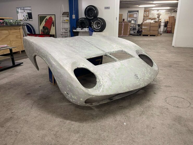 Lamborghini Miura Front Clamshell 4