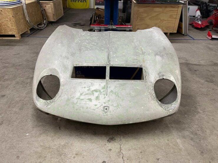 Lamborghini Miura Front Clamshell 5