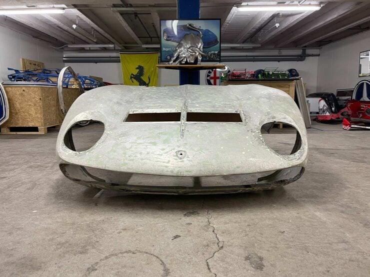Lamborghini Miura Front Clamshell 6